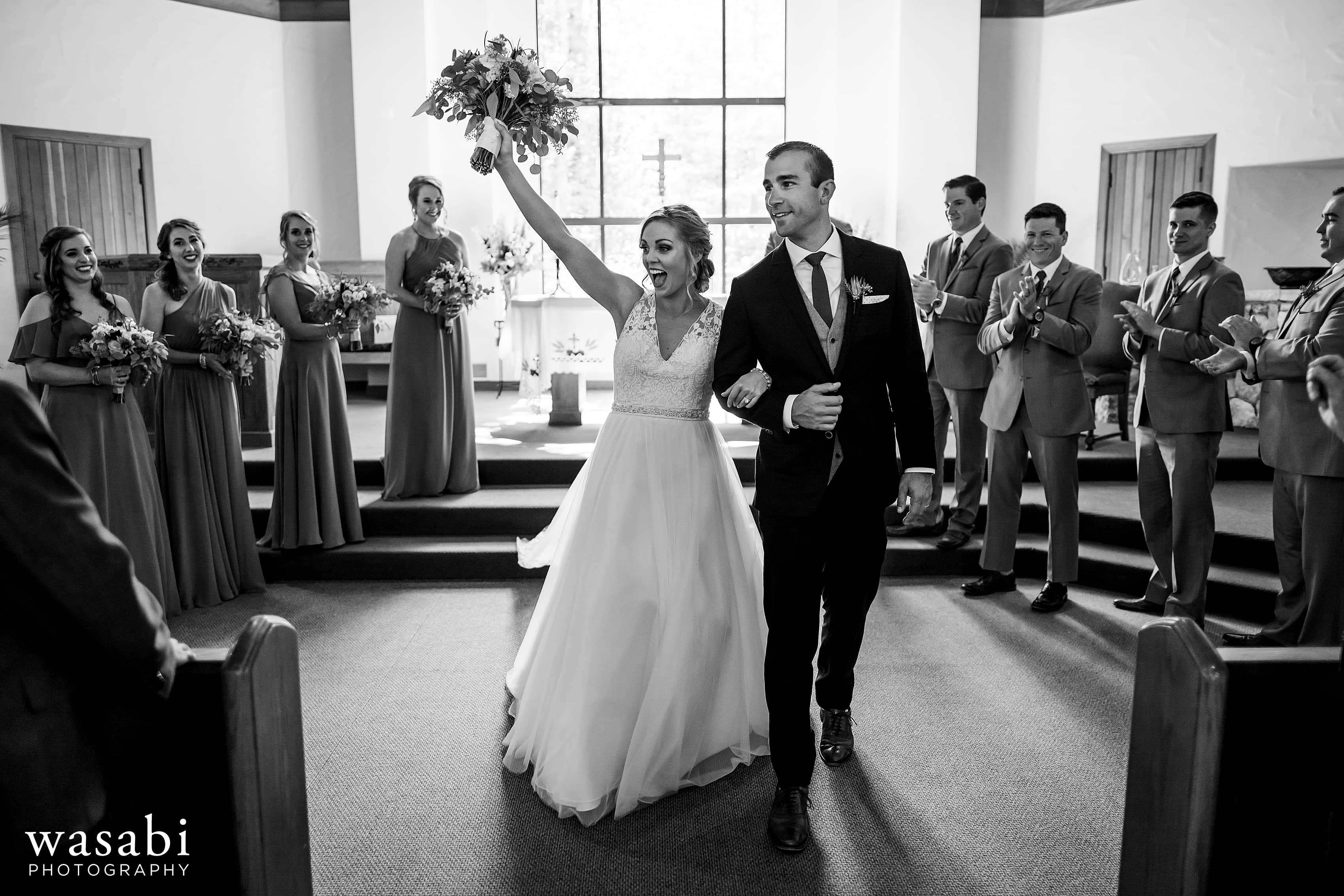A look back at Wasabi Photography and Travis Haughton's best Chicago wedding photos of 2018, favorite moments and award winning photos.