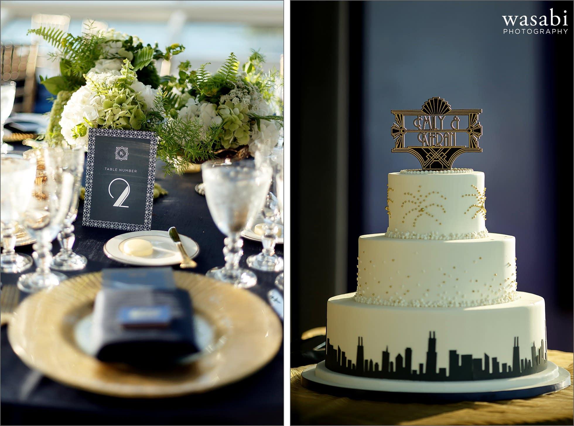 adler planetarium wedding details