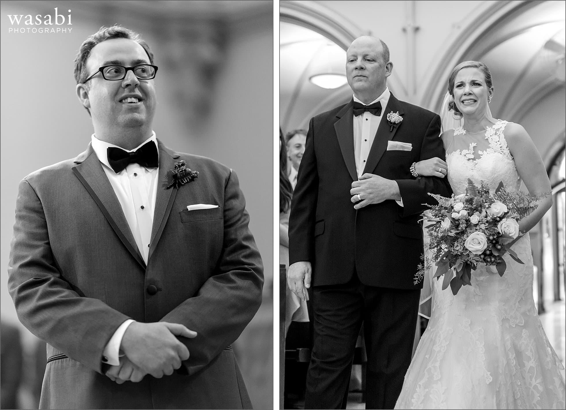 st nicholas catholic church evanston wedding photos