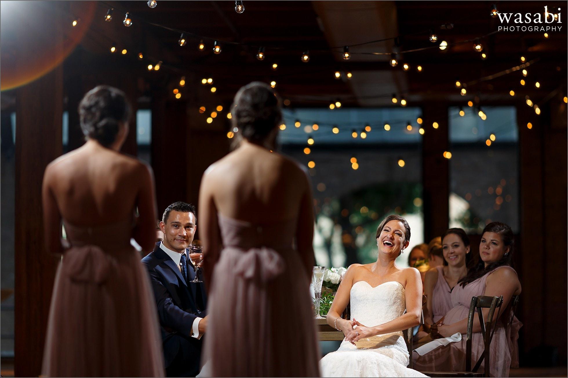 bridgeport art center sculpture garden wedding reception