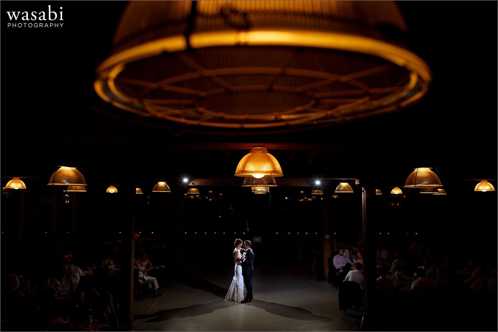 Architectural Artifacts Wedding Photos Wasabi PhotographyChicago Wedding Ph