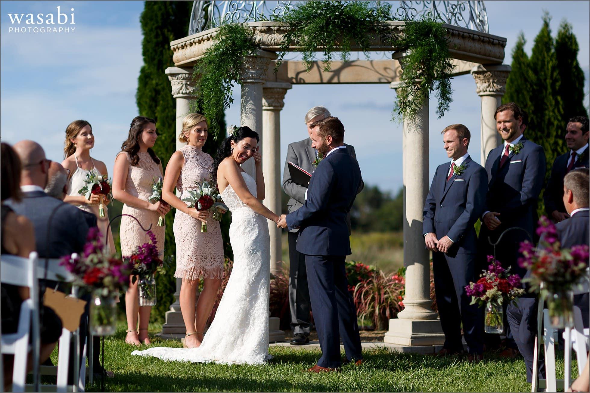 willow harbor vineyards wedding photos