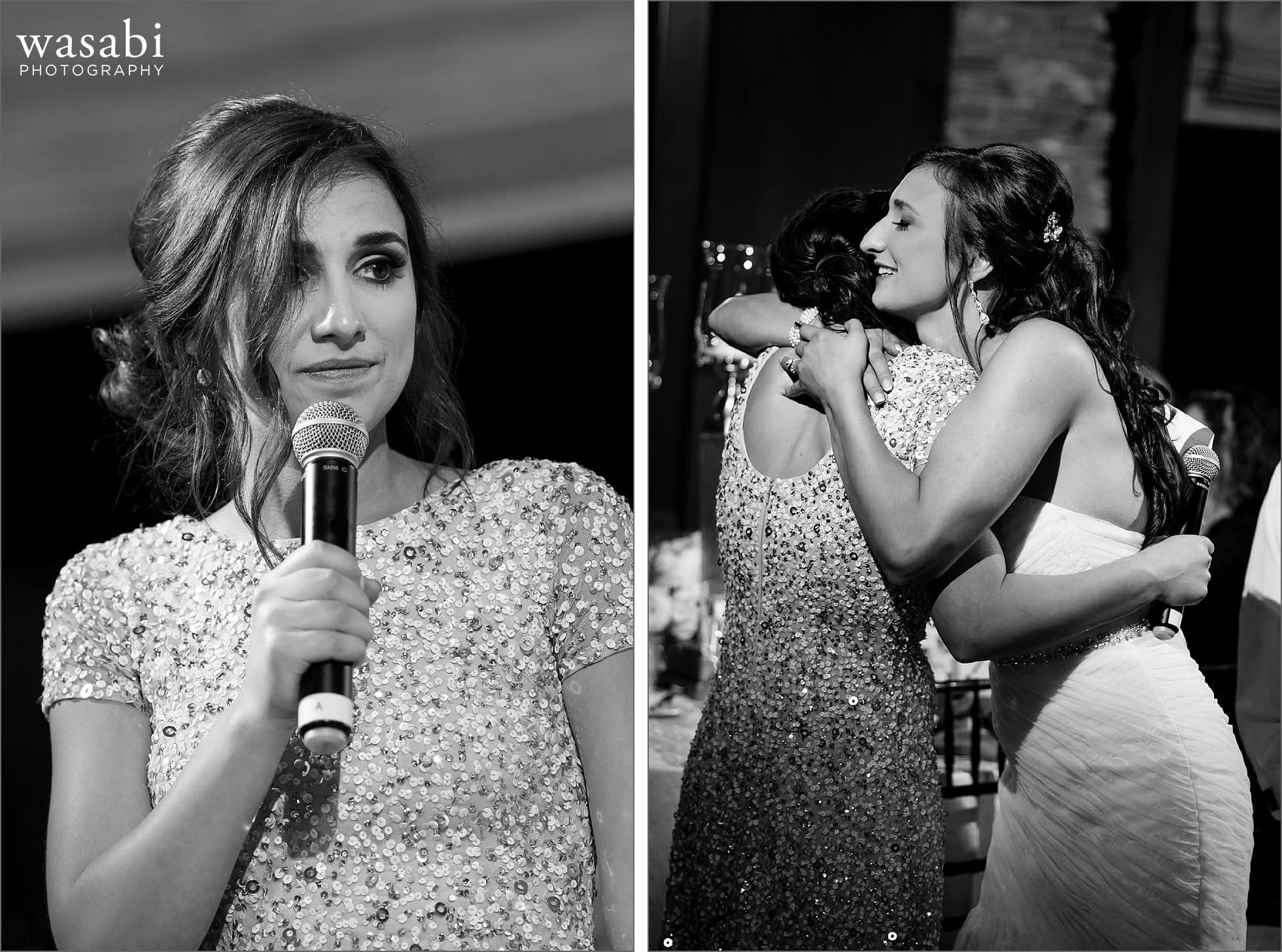ivanhoe country club toast speech photos