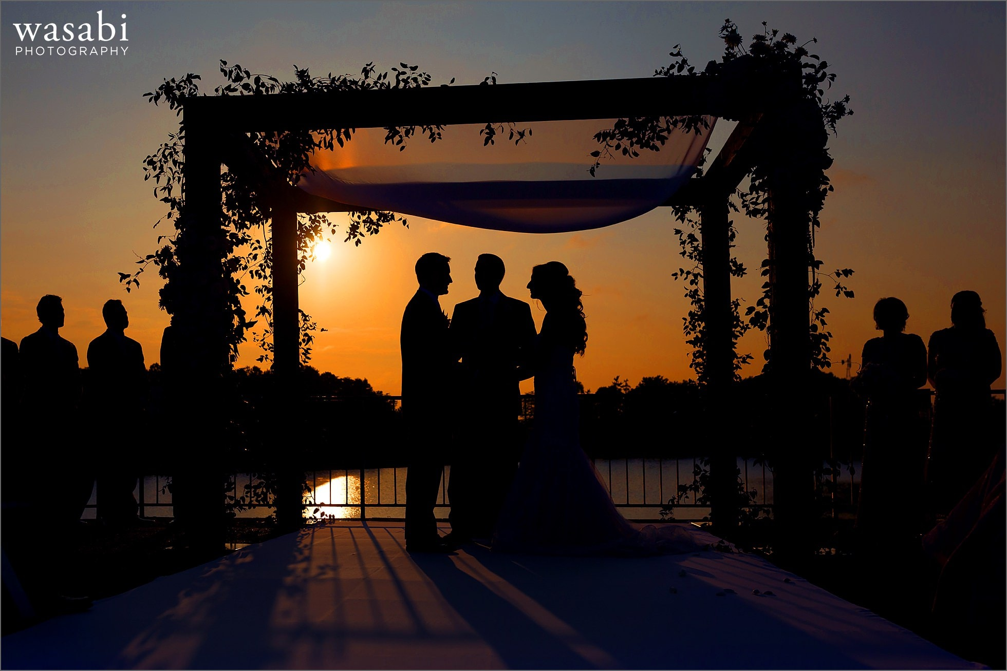 Ivanhoe Country Club Wedding Photos