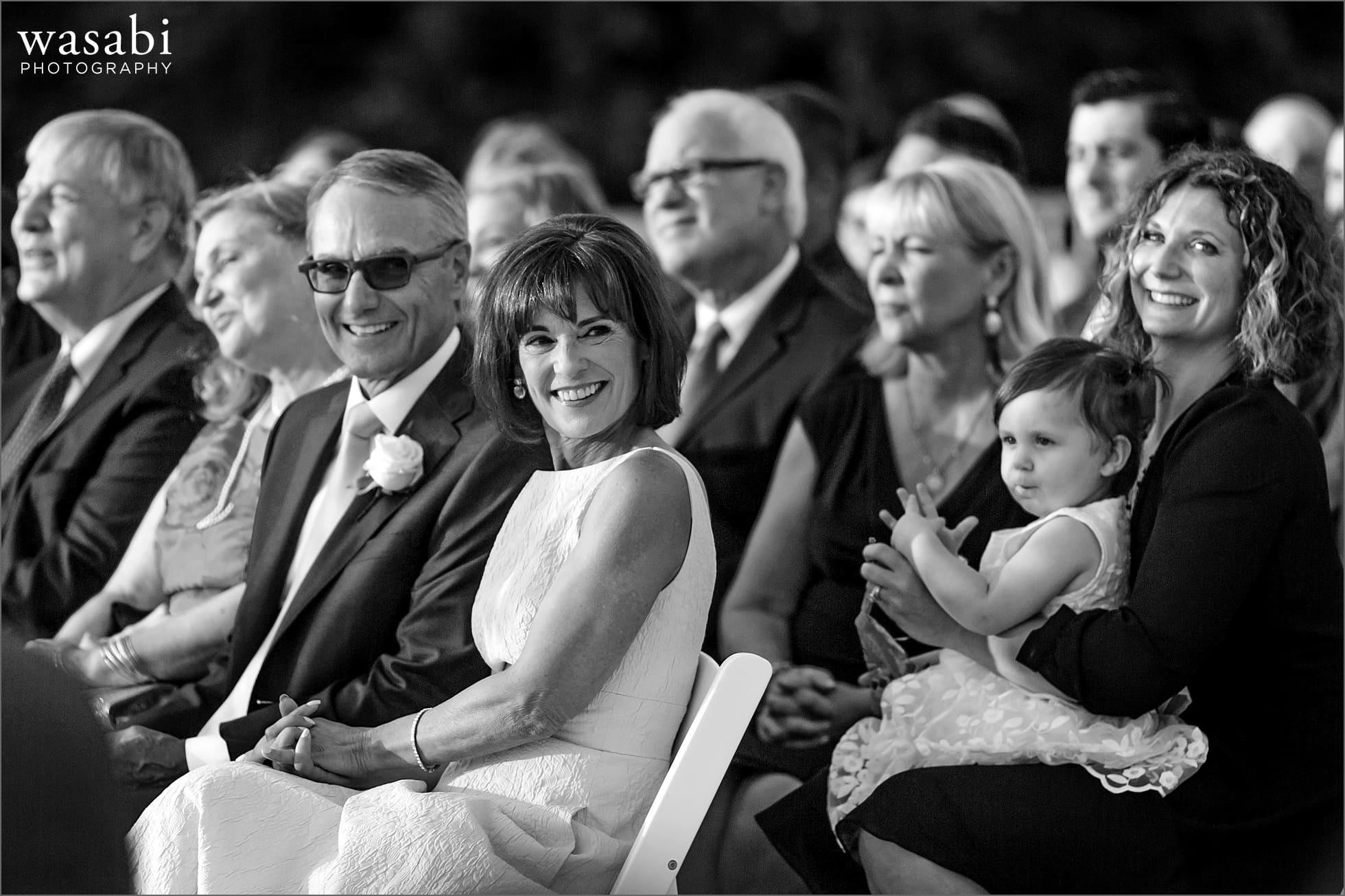 parents wedding ceremony photos