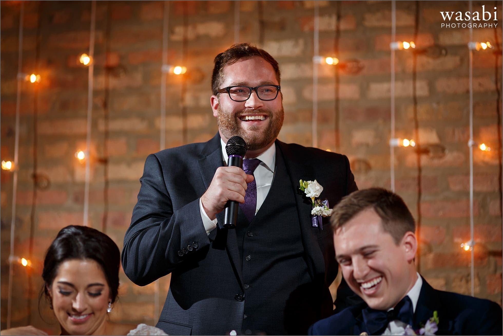 best man toast speech photos