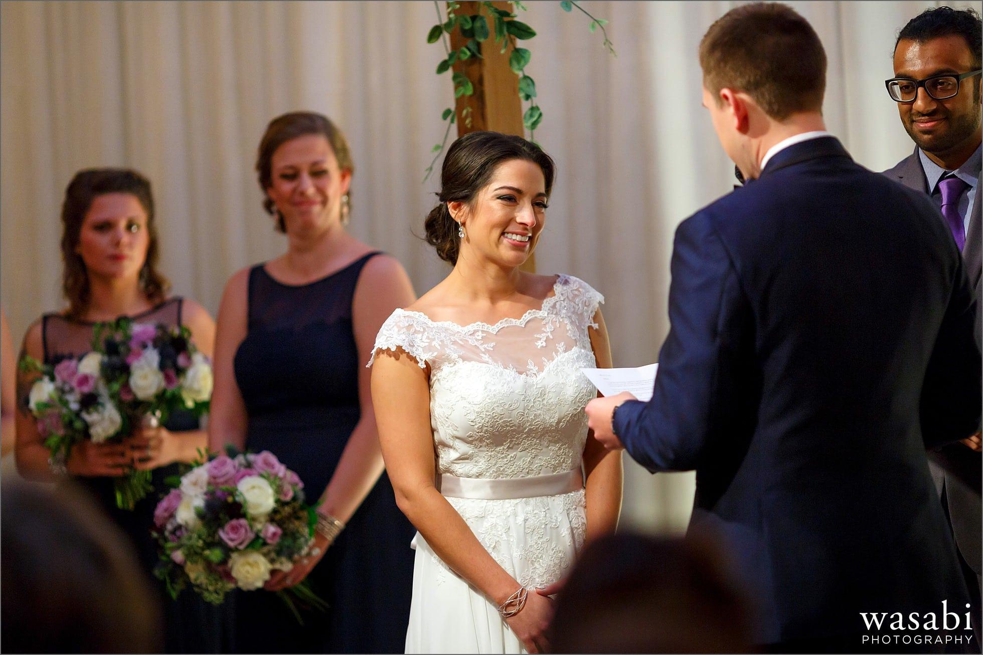 bride groom chicago wedding photojournalist
