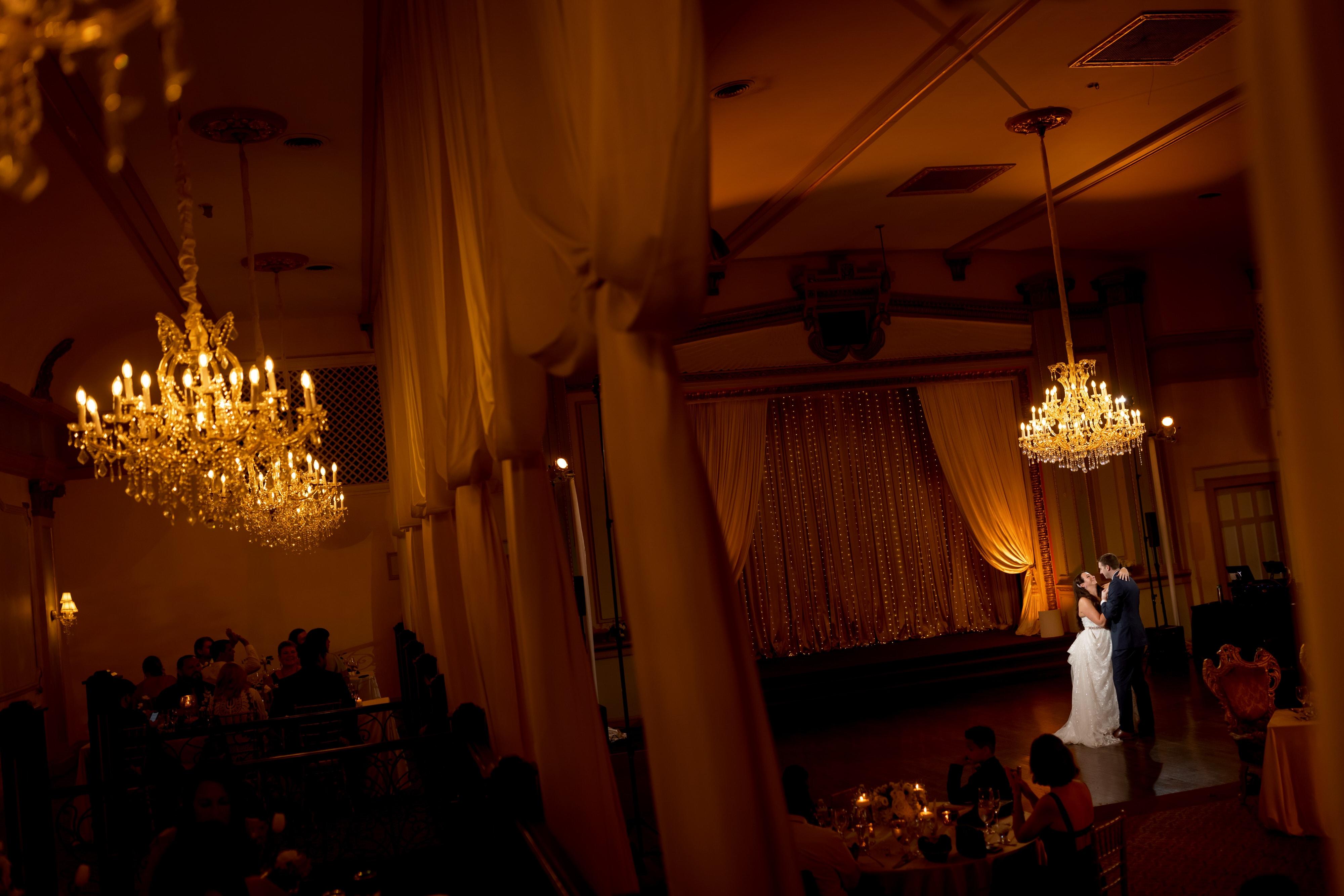 Chicago Mansion Wedding: Cassie & Matt
