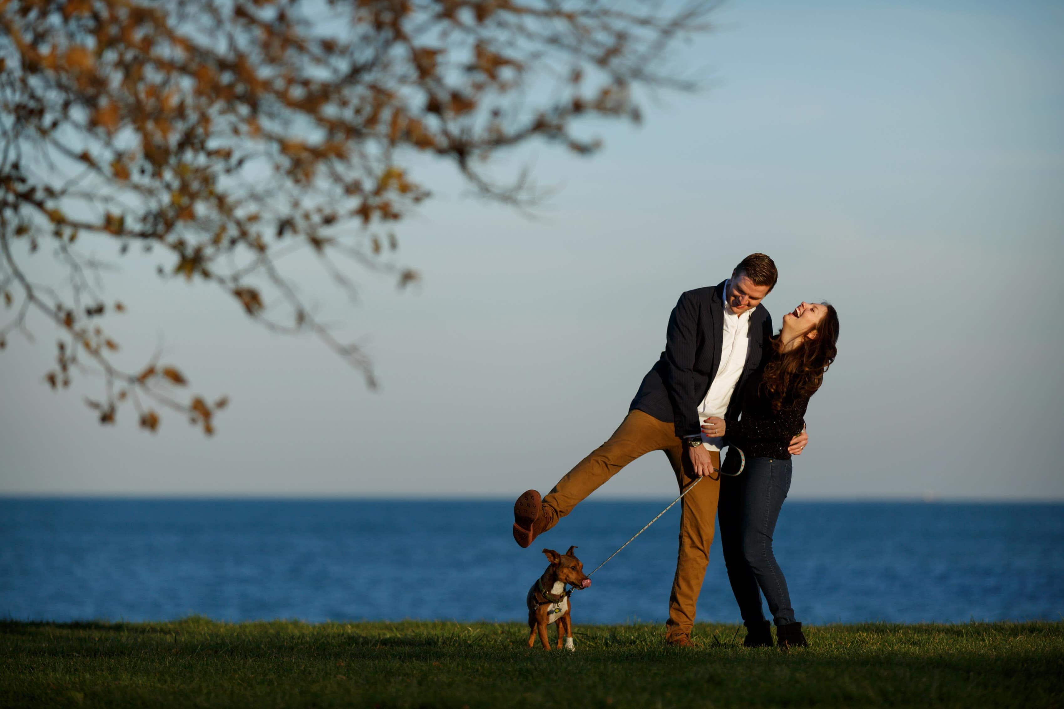 Kelli & Ryan: Lincoln Park Family Photos