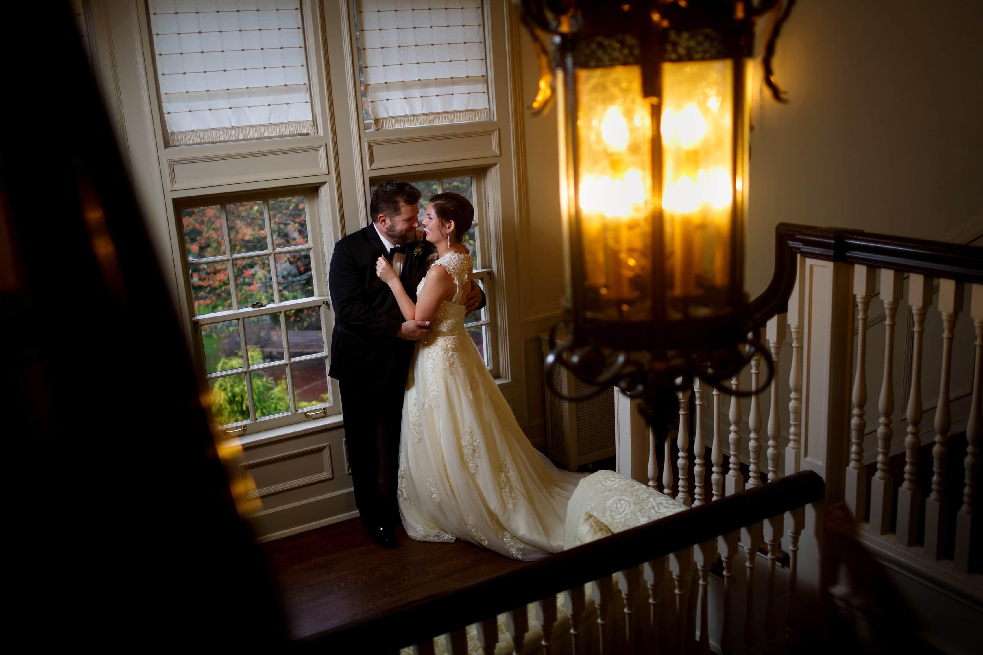 Cheney Mansion Wedding Photos: Lily & Steve
