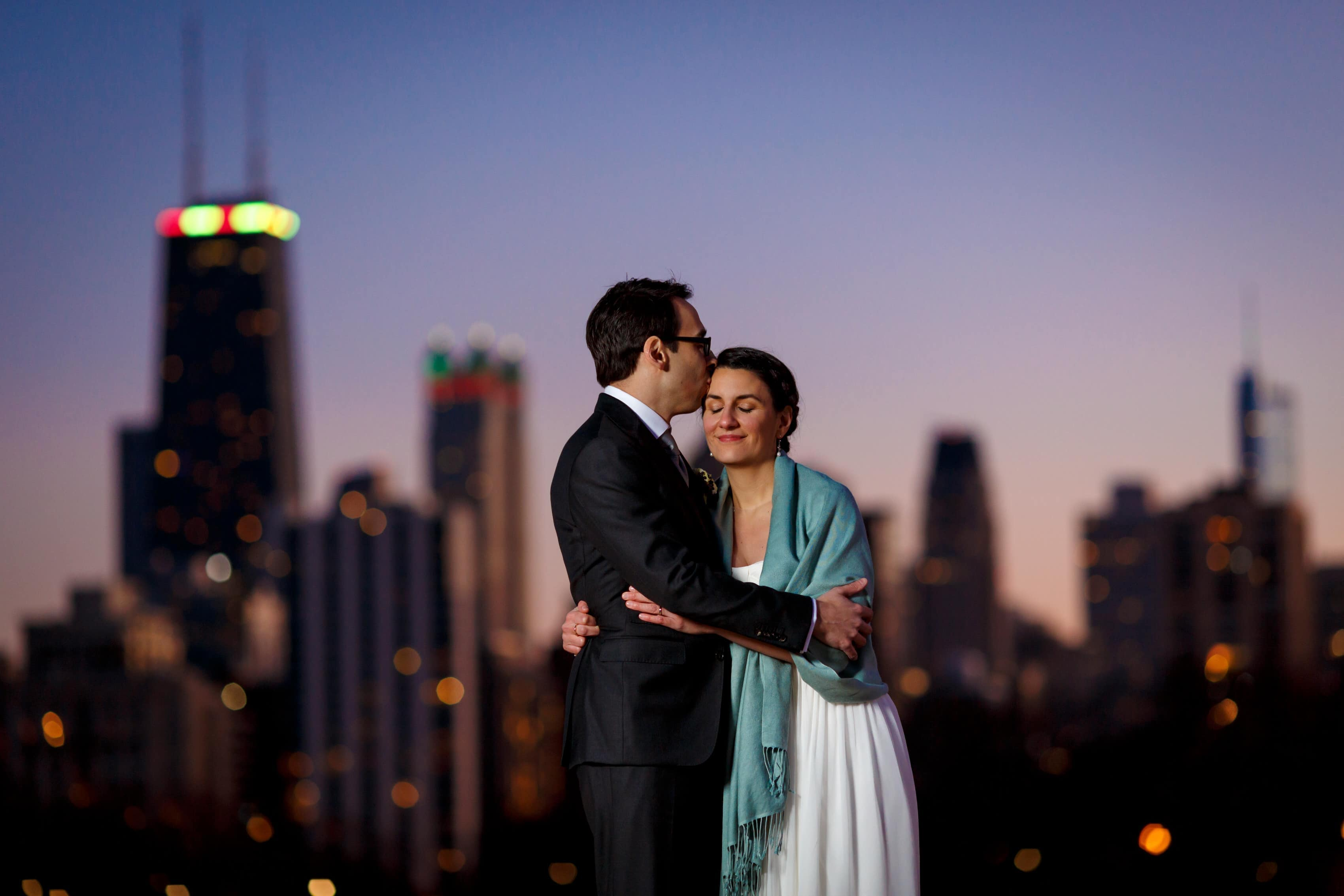 Parry & Michael: Cafe Brauer Wedding Photos