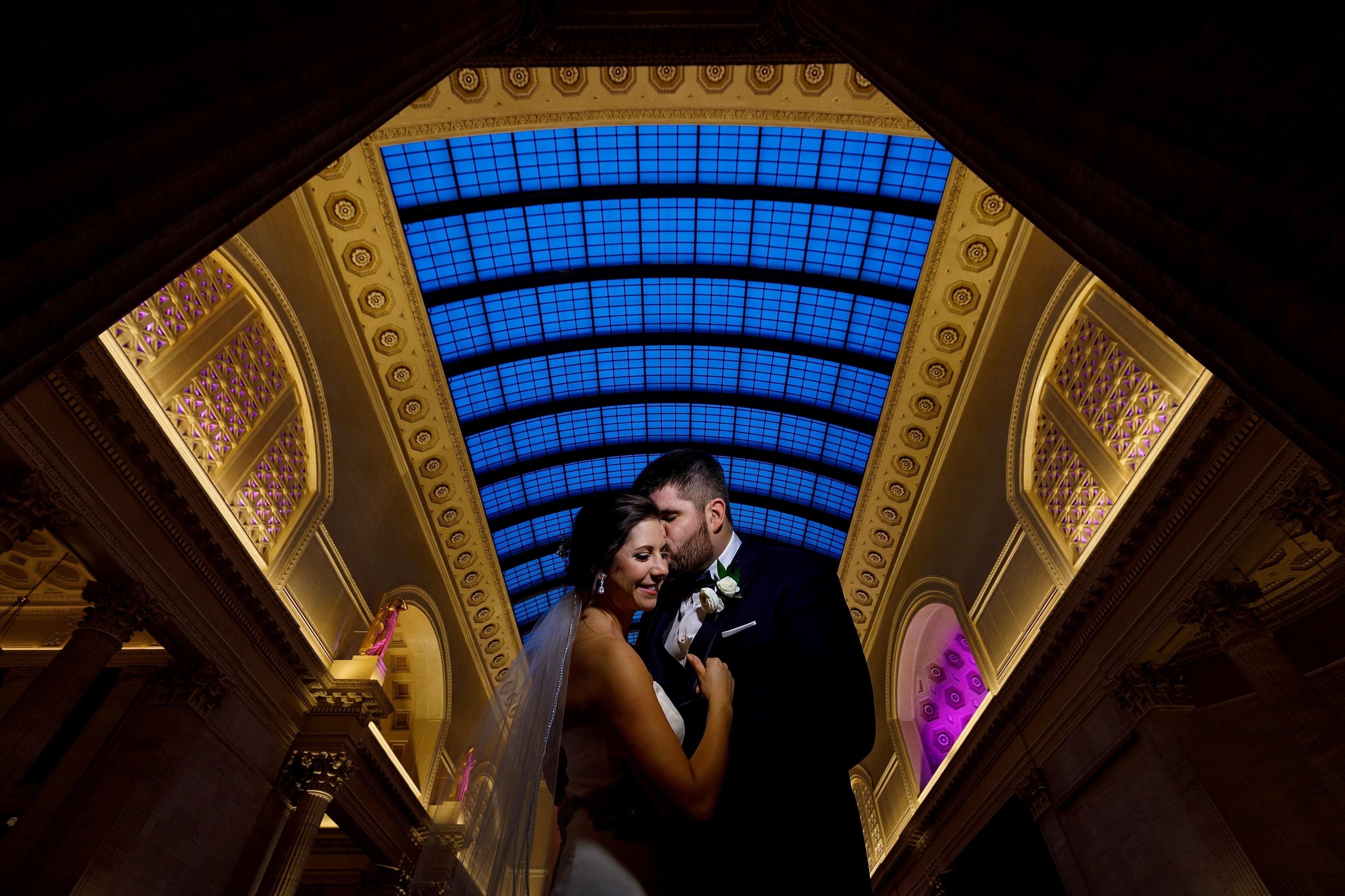 Holy Name Cathedral Wedding: Leslie & Oliver