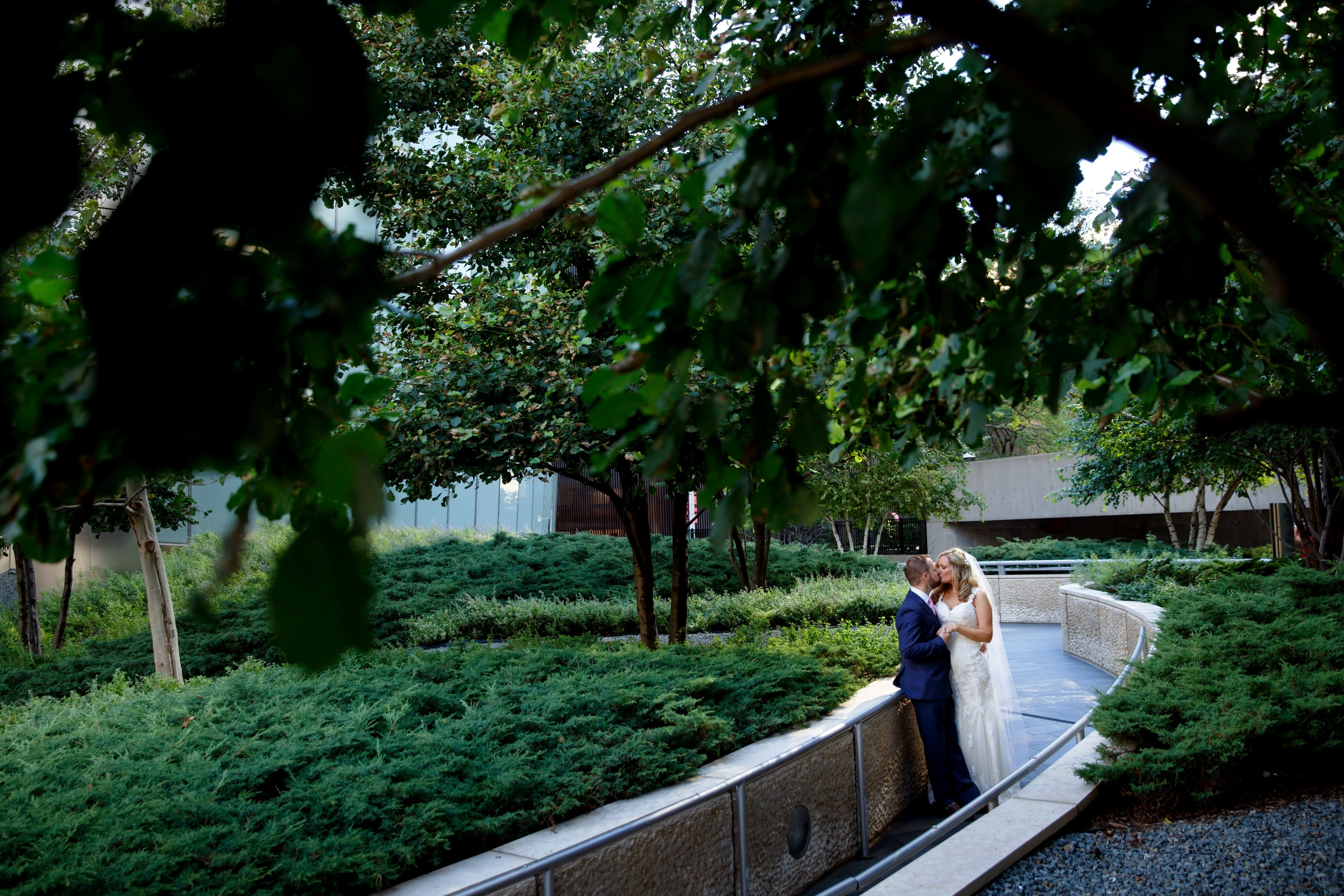 Alison & Todd: Hyatt Chicago Mag Mile Wedding Photos