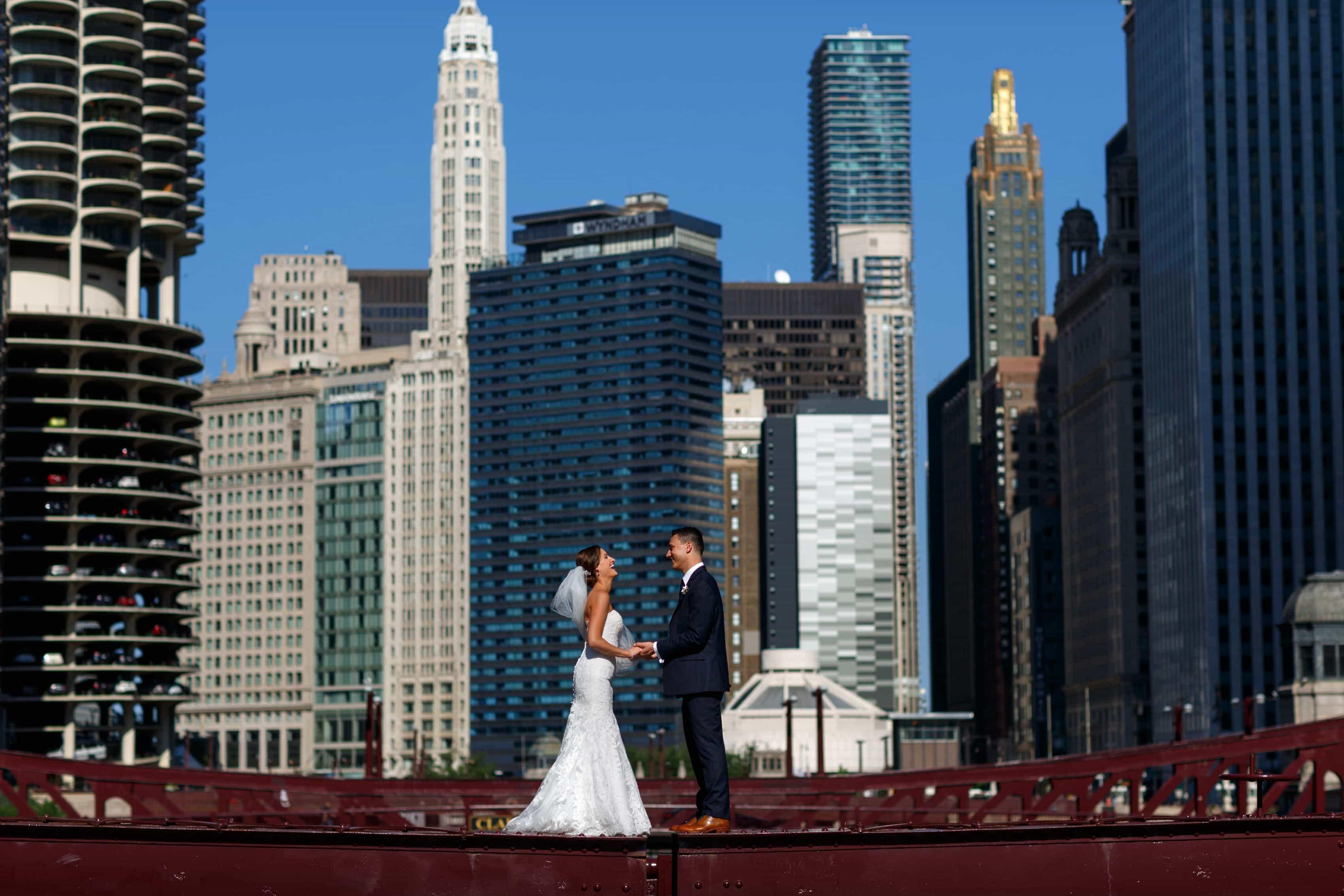 Jennifer & Jeremy: Bridgeport Art Center Wedding Photos