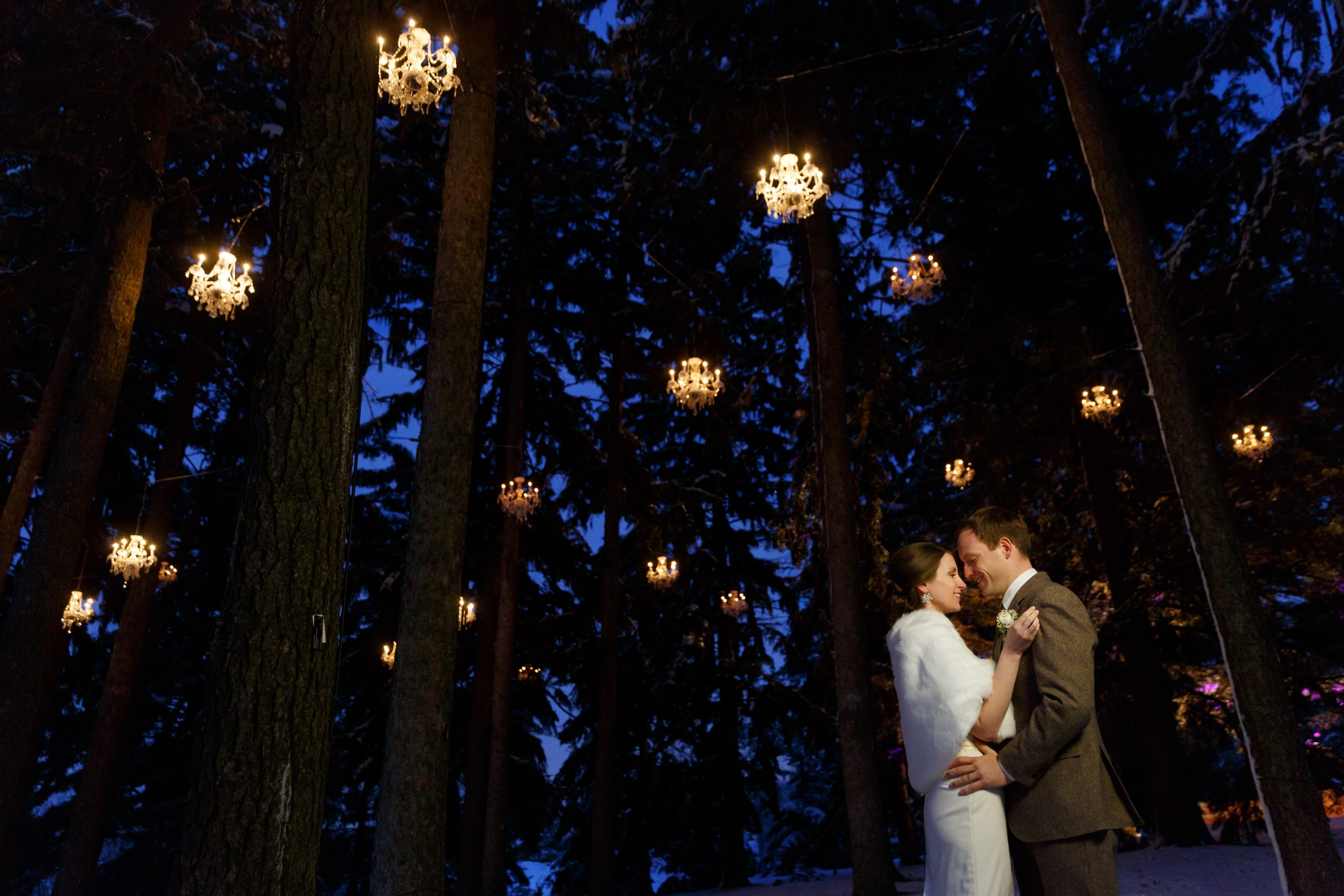 Kathryn & Andrew: Morton Arboretum Wedding Photos