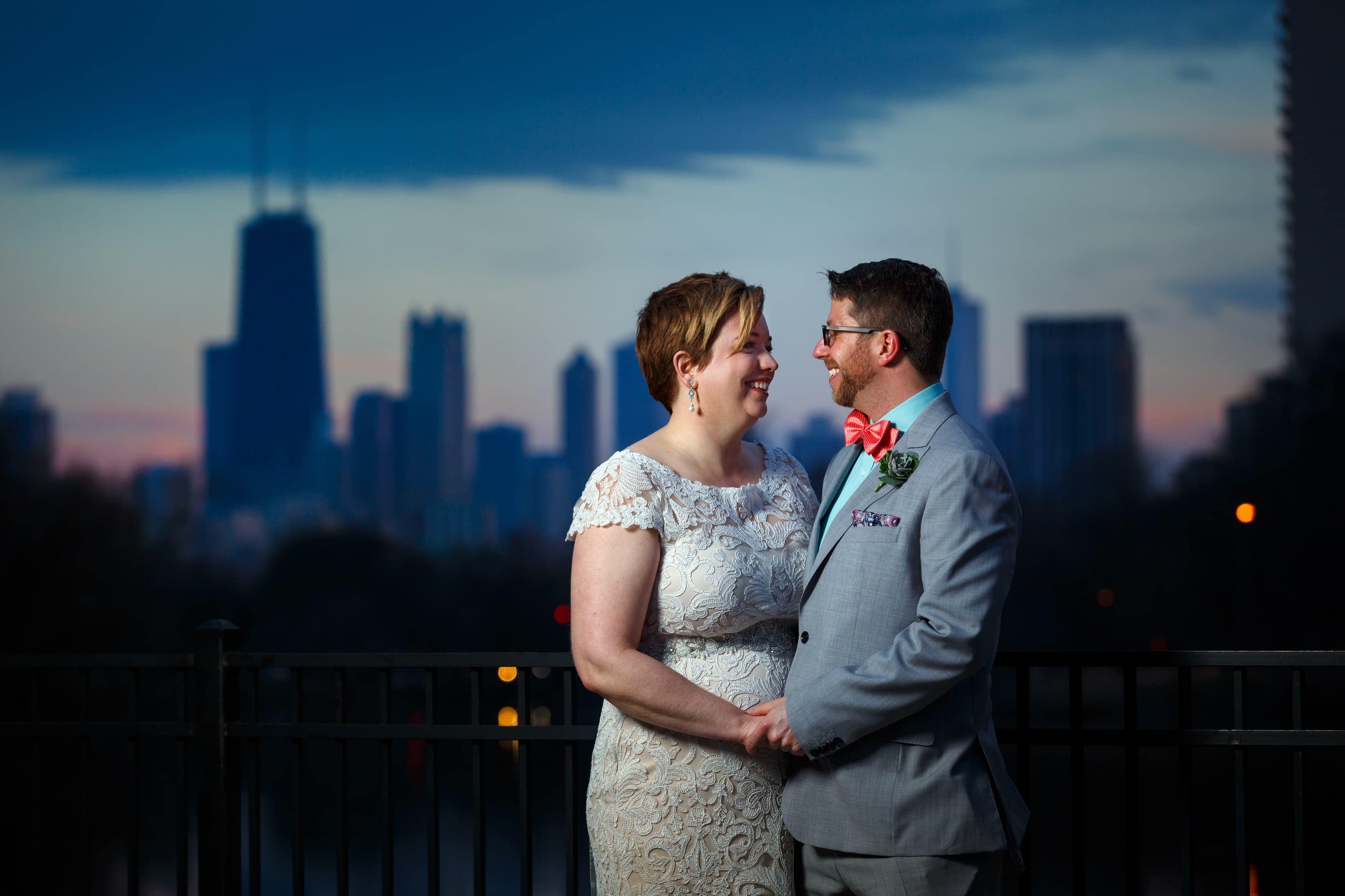 Kate & Dan: North Pond Wedding Photos
