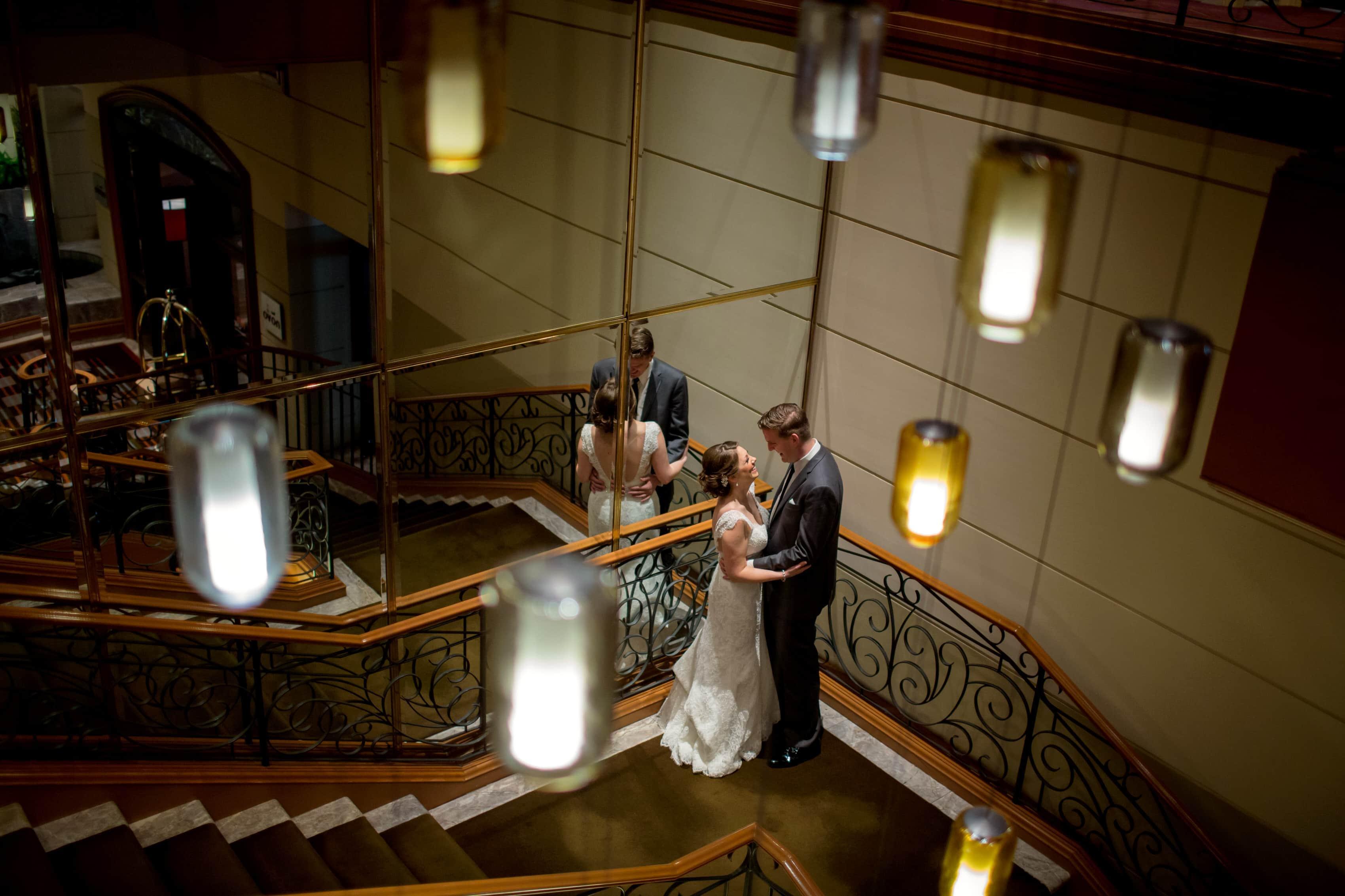 Kelli & Ryan: Ravenswood Billboard Factory Wedding