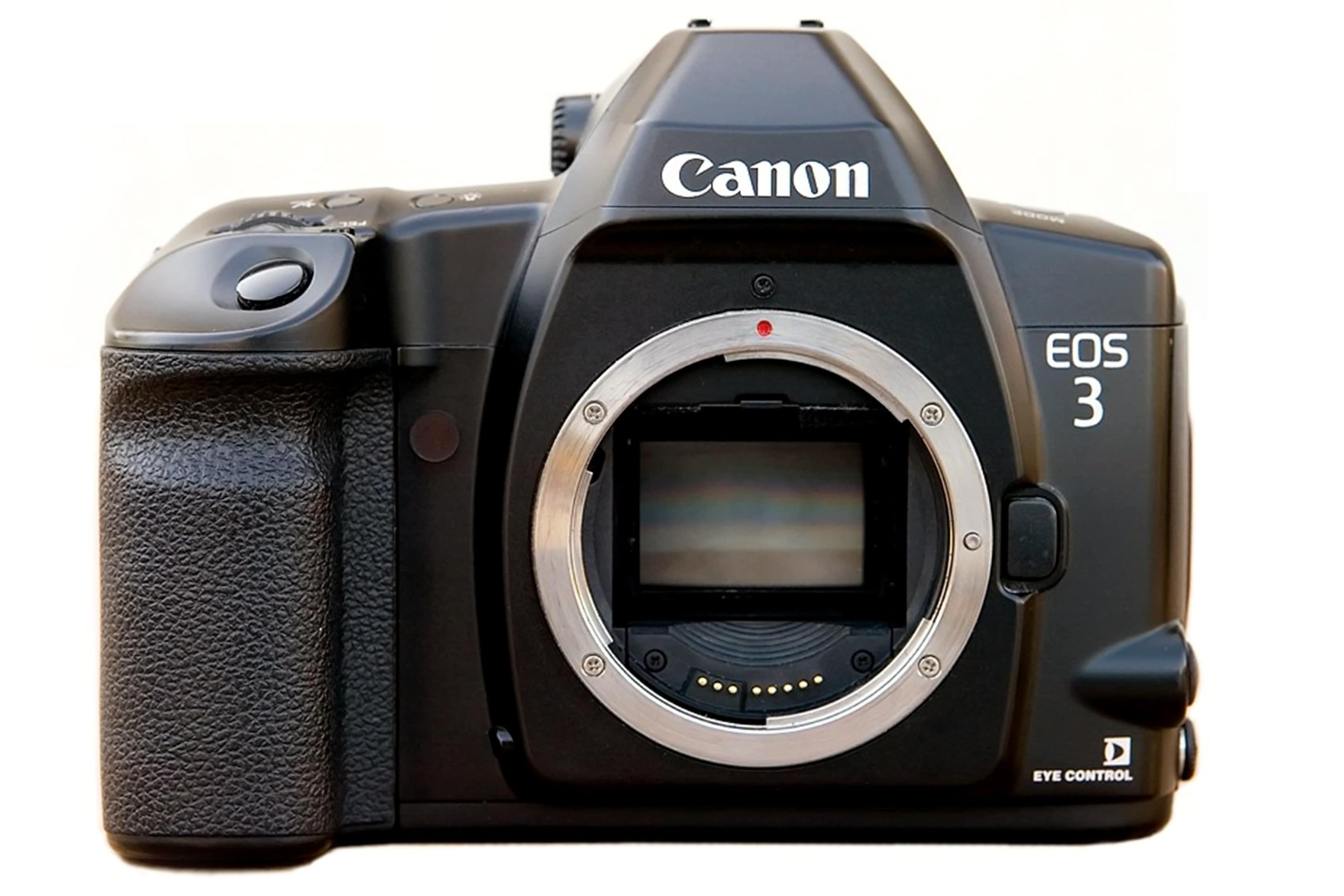 Canon EOS 3 Film Camera from 1998